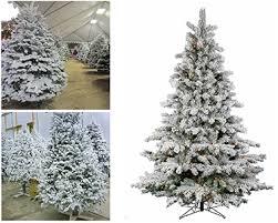 decoration snow for trees pasadena come