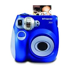 amazon black friday deals cameras amazon com polaroid pic 300 instant film camera blue instant