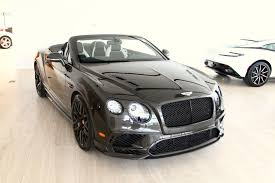 bentley convertible 2018 2018 bentley continental supersports stock 8n066797 for sale