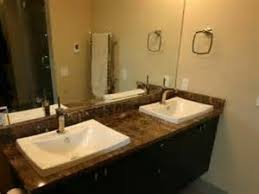 Painting A Bathroom Vanity Before And After by Painting Laminate Bathroom Cabinets Before And After Bedroom And