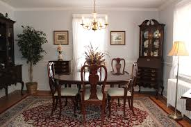 The Traditional Concept In Ethan Allen Dining Room Home Decor - Ethan allen dining room table