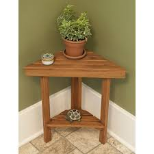 home design wooden corner plant stand architects furniture