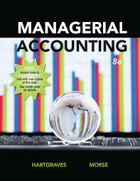 managerial accounting 8e cambridge business publishers