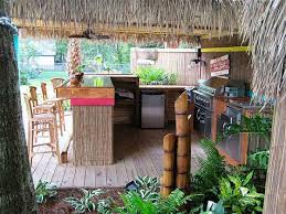 Tropical Outdoor Kitchen Designs Tropical Outdoor Kitchen Designs Interior Design Ideas