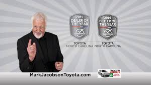 toyota dealer mark jacobson toyota is dealer rater u0027s 2016 nc toyota dealer of