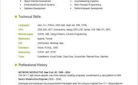 Software Development Resume Software Engineer Resume Skills By Steven James Barnes Writing