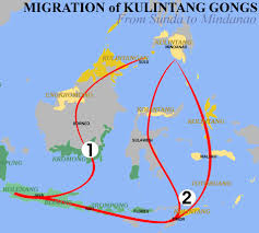 Migration Map File Map Of Migration Of The Kulintang Gong Jpg Wikimedia Commons
