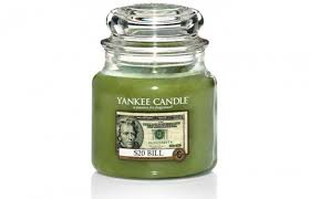 yankee candle releases new 20 bill scent the whiskey journal