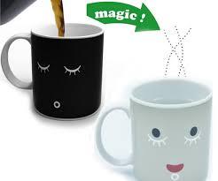 Cute Coffee Cups Plush Magic Color Changing Mug Winter Is Coming Original Magic