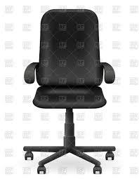 Office Chair Clipart Black Office Armchair Vector Image 95213 U2013 Rfclipart