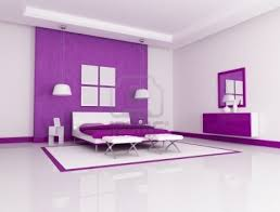 Bedroom Decorating Ideas With Purple Walls