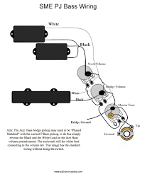 jazz bass pickup wiring diagram best collection throughout