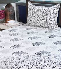 india bed linen direct black and white damask bedding fitted bed