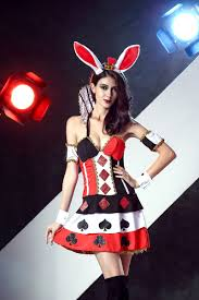 compare prices on alice and wonderland bunny costume online