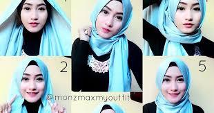 tutorial hijab pashmina untuk anak sekolah 23 galery tutorial hijab pashmina velvet terbaru tutorial hijab
