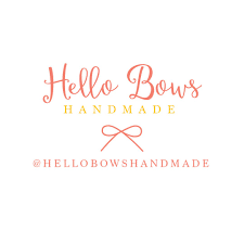 hello bow handmade bows for your littles hello bows handmade
