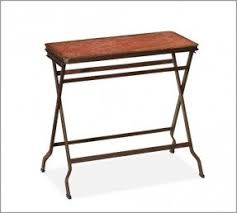 carter metal folding tray table black traditional tv metal folding tray table foter