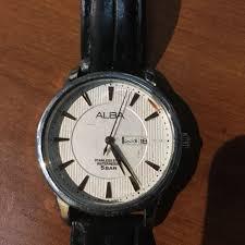Jam Tangan Alba jam tangan alba original 1st harga rm289 now rm50 s fashion