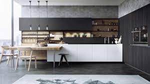 30 awesome black and white wood log kitchen design ideas youtube