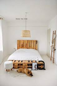 How To Make A Platform Bed Frame From Pallets by 69 Best Pallet Images On Pinterest Home Pallet Bed Frames And Diy
