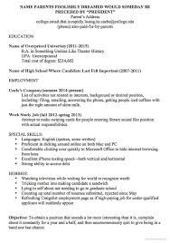 resume template for recent college graduate resume 8 resumes for recent college grads resume for recent college