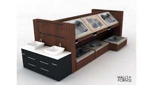 Kitchen Sink Displays Modular Sink Displays Printingnews