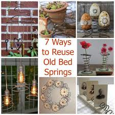 25 unique old bed springs ideas on pinterest bed spring crafts