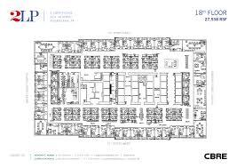 cbre inc 50 s 16th st office residential philadelphia pa