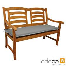 sitzauflagen hochlehner grau 6 x indoba sitzauflage niederlehner serie premium extra