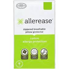 Wirecutter Best Pillow by Allerease Maximum Allergy Pillow Encasement