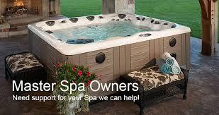 tub spa supplies caldera spas and master spas at spa parts depot