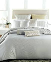 Embroidered Bedding Sets Duvet Covers Grey Embroidered Bed Bedding Set White Hotel Style