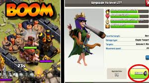 clash of clans archer queen clash of clans hogs vs double giant bomb post update archer