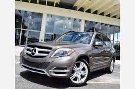 mercedes ft myers fl used mercedes glk class for sale in fort myers fl edmunds