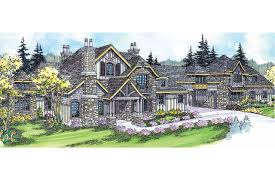 European Country House Plans by European House Plans Chesterson 30 649 Associated Designs