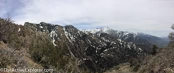 hiking utah u0027s mount olympus and telling asthma to stick it