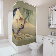 Vintage Shower Curtain Vintage Japanese Shower Curtains Zazzle