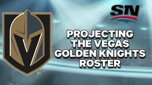 a look at the vegas golden knights roster youtube