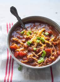 all american chili cooking light southern chili recipe feast and farm
