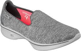 womens skechers gowalk 4 achiever slip on walking shoe free