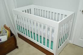 Crib With Mattress Skirting The Issue Er Crib Loving Here