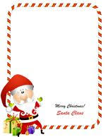 41 christmas letter printables images