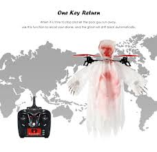halloween city return policy 1031 skull rc quadcopter rtf 50 66 online shopping gearbest com