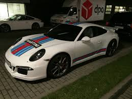 martini stripe martini or gulf accents on a silver 991 help rennlist