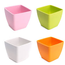 Square Plastic Planters by Aliexpress Com Buy Plant Flower Pots Plastic Creative Small