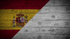 Spainish Flag Painting Flag Of Spain On Old Wood Boards With Four Different Ways