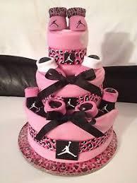 baby shower diaper cakes zebra print
