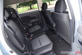 mitsubishi suv 2016 interior should you buy a 2016 mitsubishi outlander diesel video