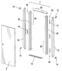 Parts Of An Exterior Door Exterior Door Frame Parts Door Frame Parts In Home Ideas Style
