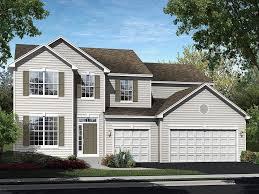 Yorkville Home Design Center Mckinley Floor Plan In Windett Ridge Calatlantic Homes
